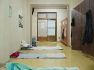 テンプルステイの部屋