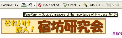 GoogleのPageRank