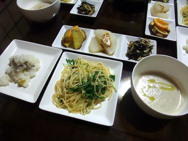 鳥取・光澤寺のイタリアン精進料理
