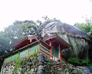 ゴトビキ岩