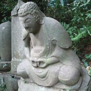 清龍寺不動院の石仏