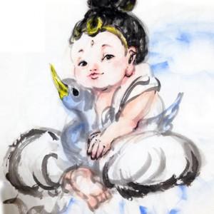 田中芙弥佳さんの絵1