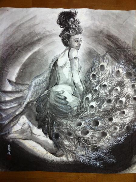田中芙弥佳さんの絵2