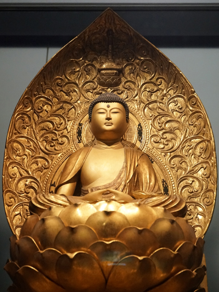 東京国立博物館の釈迦如来