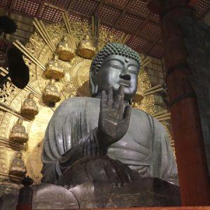 奈良・東大寺の大仏