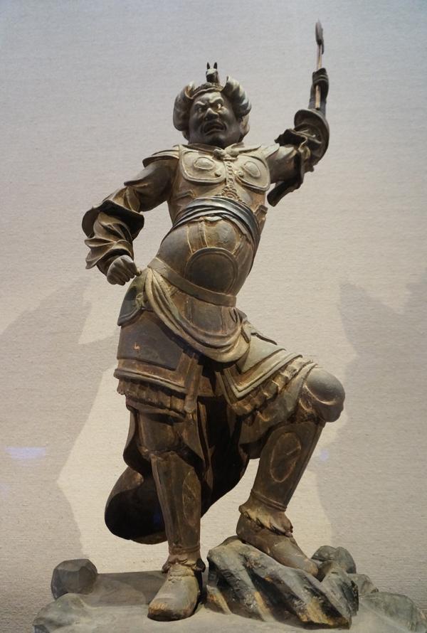 東京国立博物館の十二神将(午神)