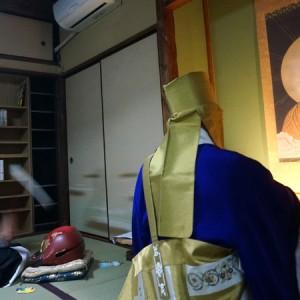 お寺の漫画図書館開館法要