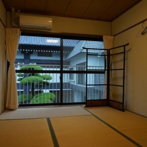 西本願寺鹿児島別院の客室