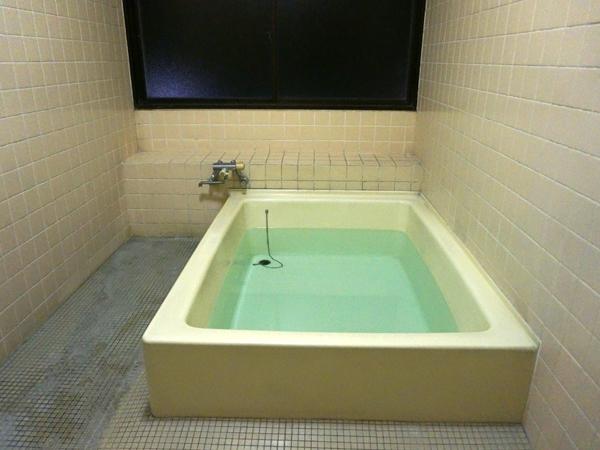 西本願寺鹿児島別院のお風呂