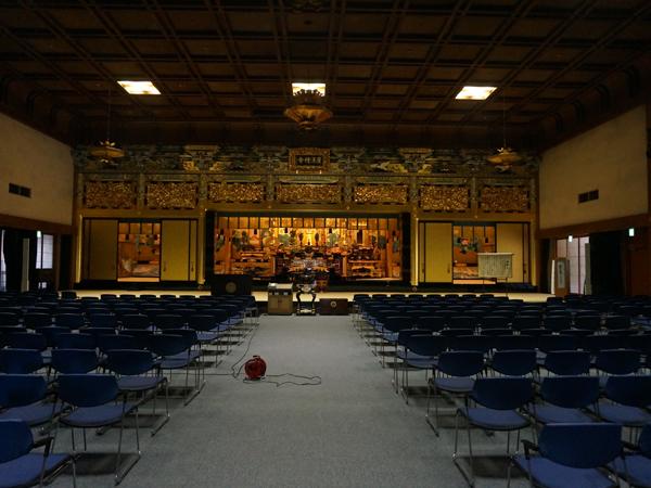 西本願寺鹿児島別院の本堂