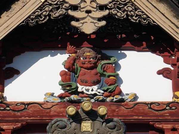 久遠寺の力神