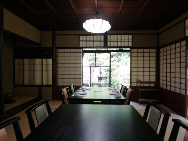 海宝寺の部屋