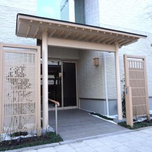 和空下寺町の入り口
