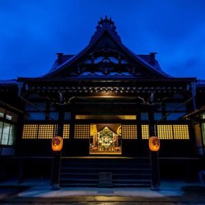 飛騨高山善光寺