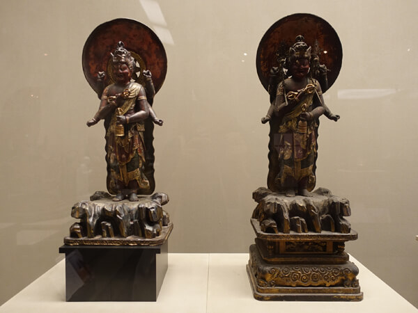 3Dプリンターで作られた仏像