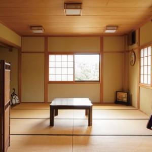 宝塔寺(奈良)の部屋
