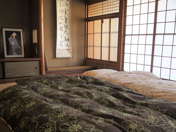 如願寺(大阪)の部屋