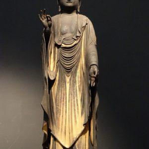 東京国立博物館の阿弥陀如来