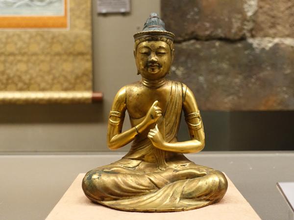 和歌山県立博物館の大日如来